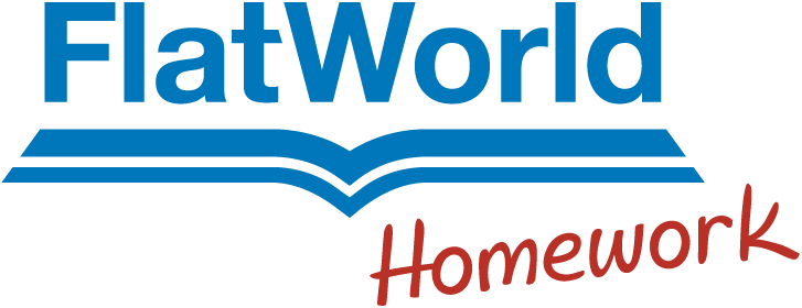 FlatWorld Homework